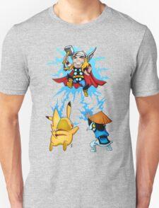 Charging Up T-Shirt
