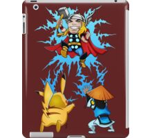 Charging Up iPad Case/Skin