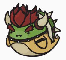Super Smash Boos - Bowser by PeekingBoo