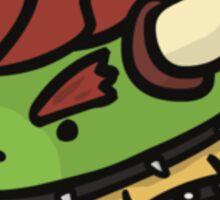 Super Smash Boos - Bowser Sticker