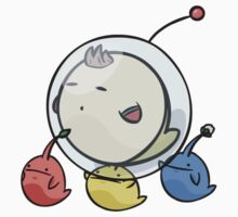 Super Smash Boos - Pikmin & Olimar by PeekingBoo