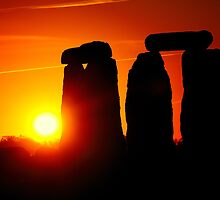 Stonehenge by Thomas Peter