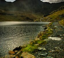 Snowdonia by Thomas Peter