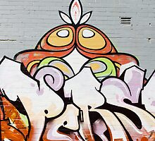 SYDNEY GRAFFITI 25 by megandunn