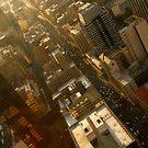 Johannesburg CBD by Thomas Peter