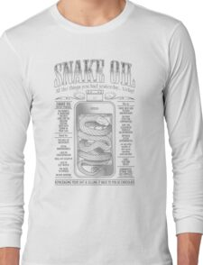 Snake Oil Long Sleeve T-Shirt