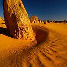 The Pinnacles by Thomas Peter