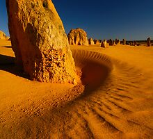 The Pinnacles by Thomas Peter