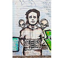 SYDNEY GRAFFITI 26 Photographic Print