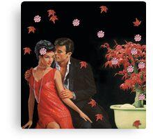 Bonsai! Canvas Print