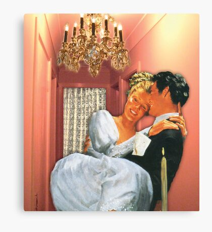Happily Ever After....? Canvas Print