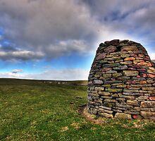 Shetland Kiln by Del419
