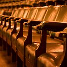 Overstuffed Theatre Chairs by Marnie Hibbert