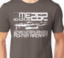 Me 262 Schwalbe Unisex T-Shirt