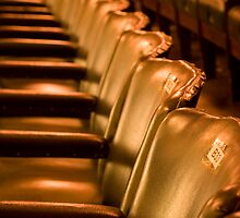 Astor Theatre Chairs  by Marnie Hibbert