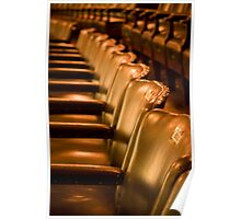 Astor Theatre Chairs  Poster