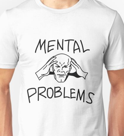 Kid Omega Mental Problems Unisex T-Shirt