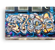 SYDNEY GRAFFITI 30 Canvas Print