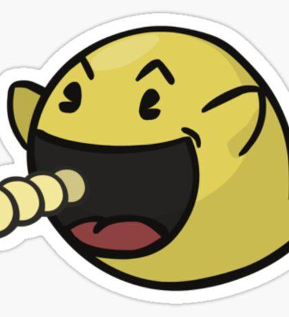 Super Smash Boos - Pac-Man Sticker