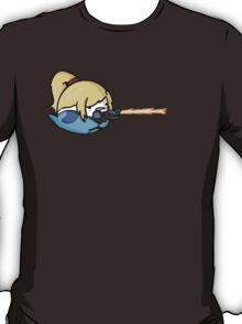 Super Smash Boos - Zero Suit Samus T-Shirt