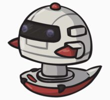 Super Smash Boos - R.O.B. by PeekingBoo