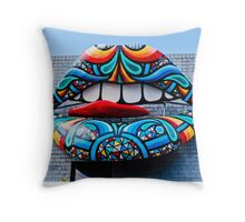 SYDNEY GRAFFITI 31 Throw Pillow