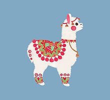 The Alpaca by haidishabrina
