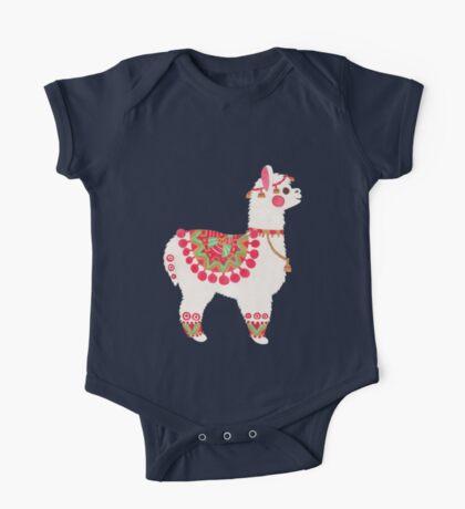 The Alpaca One Piece - Short Sleeve