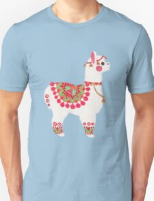 The Alpaca Unisex T-Shirt
