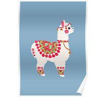 The Alpaca Poster