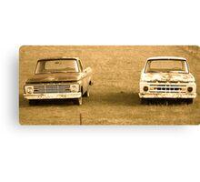 Ford Trucks Canvas Print