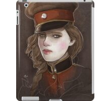 Captain. iPad Case/Skin