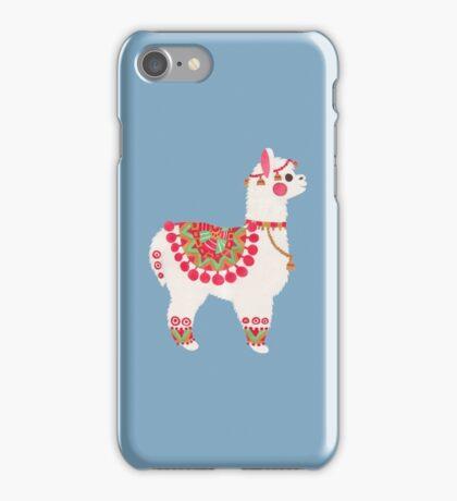 The Alpaca iPhone Case/Skin