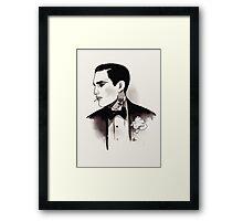 Entrepreneur.  Framed Print
