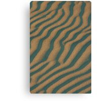 Dune Abstract Canvas Print