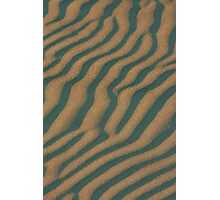 Dune Abstract Photographic Print
