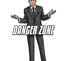 Danger Zone! by Bujjoh