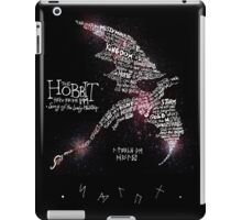 The Hobbit - Lonely Mountain iPad Case/Skin