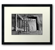 800 Year Old View Framed Print