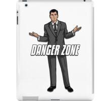 Danger Zone! iPad Case/Skin