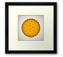 Cookie. Framed Print