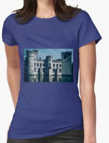 Blue Castle Womens Fitted T-Shirt