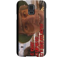We Cant Stop Here Its Bat Country! Samsung Galaxy Case/Skin