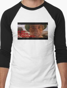We Cant Stop Here Its Bat Country! Men's Baseball ¾ T-Shirt