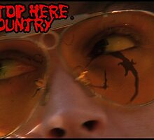 We Cant Stop Here Its Bat Country! by 90smovieshirts