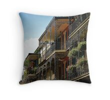 Beautiful Big Easy Throw Pillow