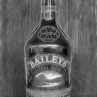 'Baileys in Charcoal' by Gavin J Hawley
