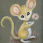 The Little Mouse by AngelArtiste