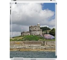 St Mawes Castle from the Ferry iPad Case/Skin