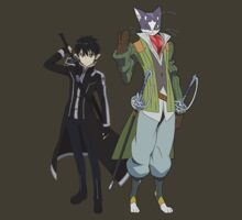 Duel Wielders  by ShadowBlade524